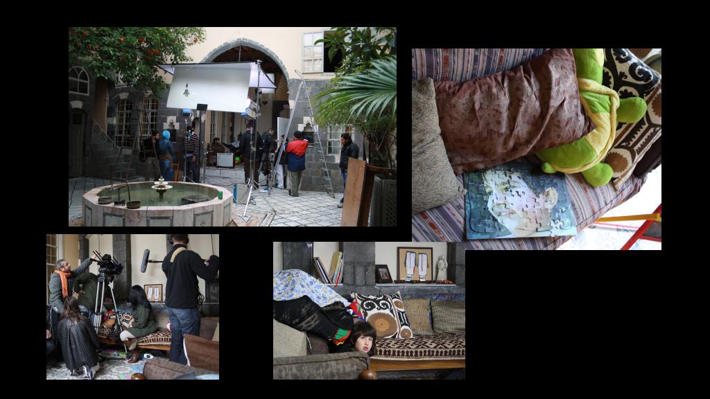 Nour, Alnader, Portfolio, Film, Design, direction, Deaf, Day, Fotografie, Bühnenbild, Set, Design